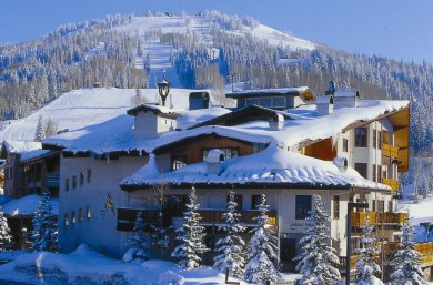 Four Star Rated Hotel in Park City Utah