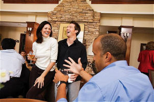 Staybridge Suites Evening Social Midvale
