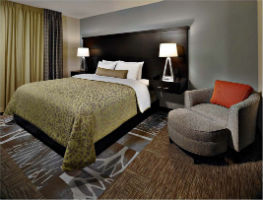 Staybridge Extended Stay Suites in Salt Lake City King Suite