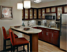 Staybridge Suites Midvale Kitchen