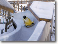 Bobsled Rides in Park City Utah